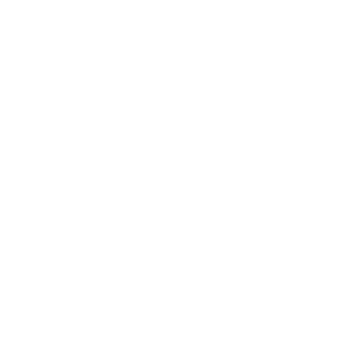 Whiteboard exhibits white logo
